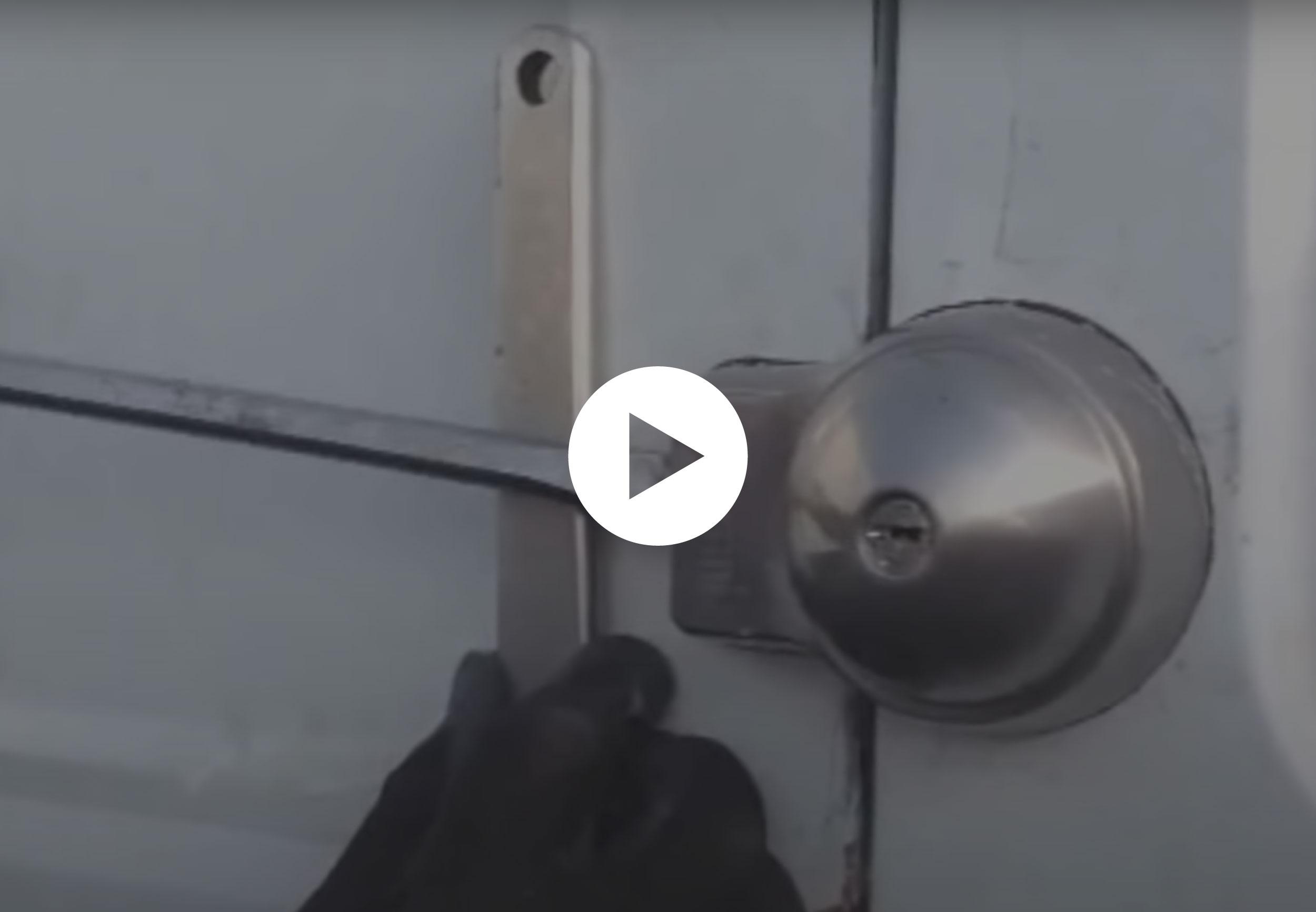 test di scasso ufo+