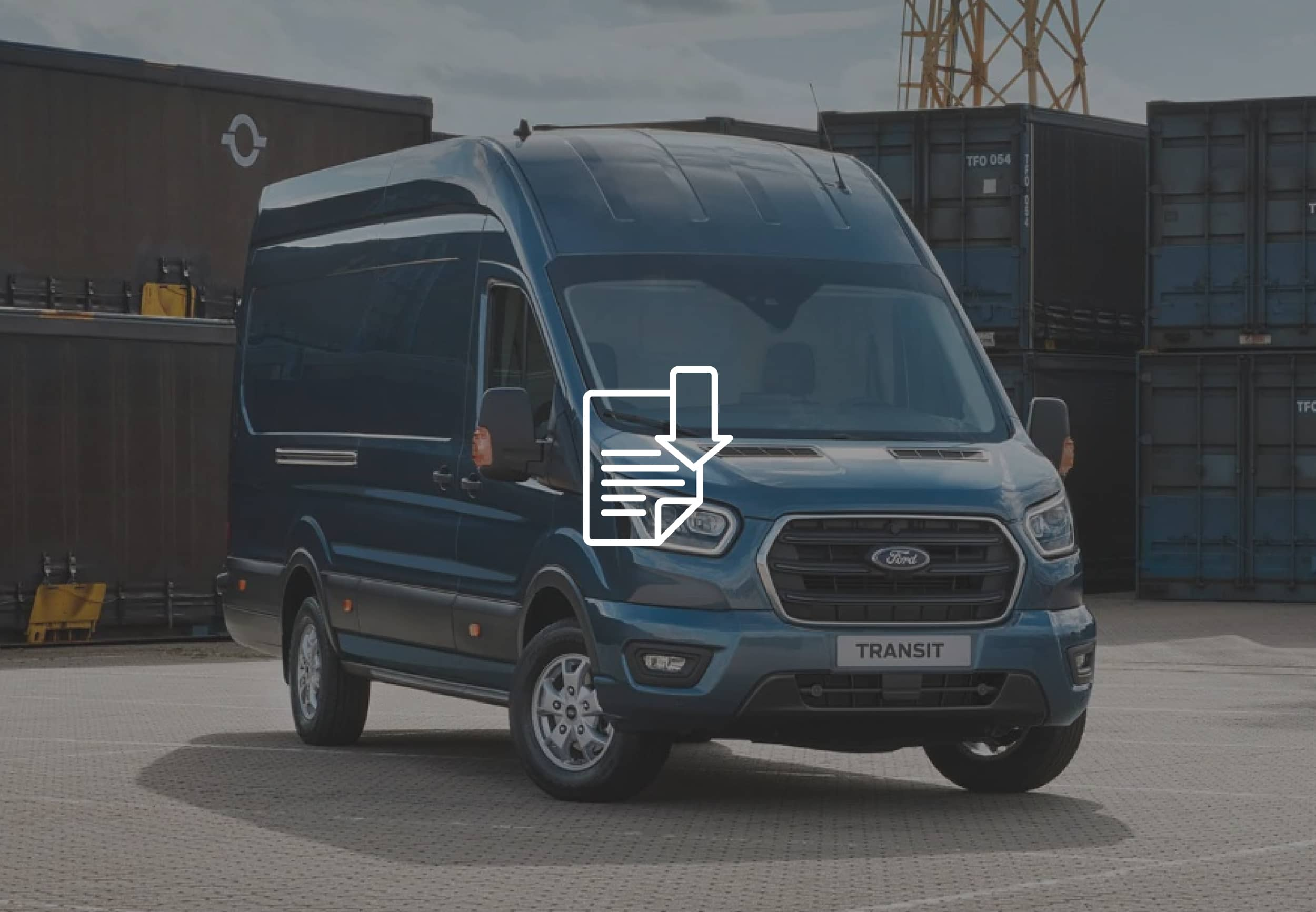 UFO TEMPORARY ASSEMBLY INSTRUCTIONS FORD TRANSIT