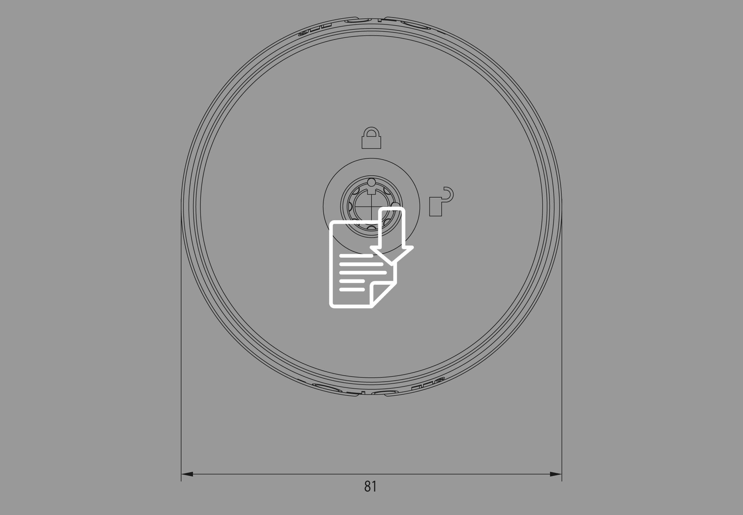 Altura de instalación ufo2