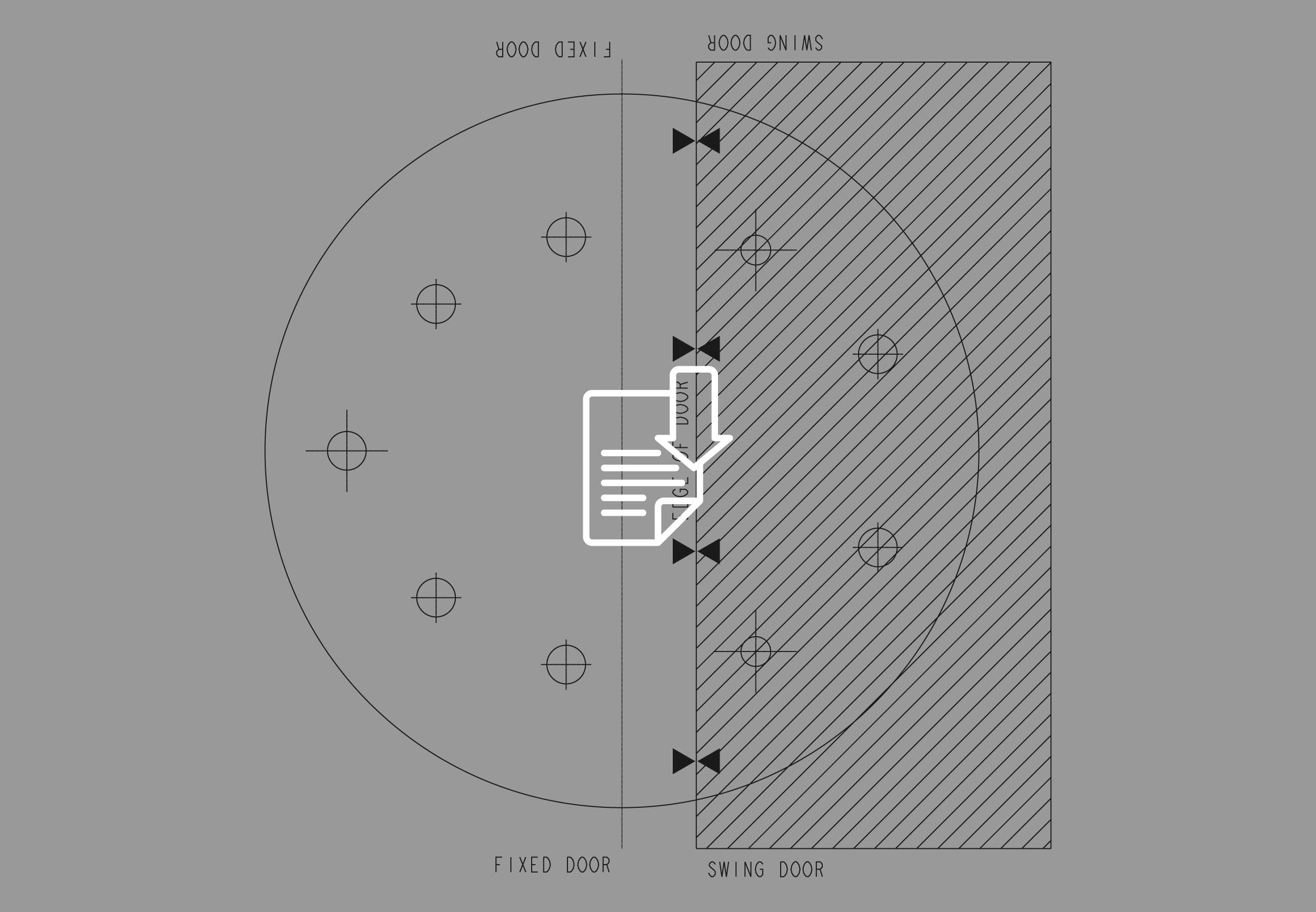 drilling template ufo3