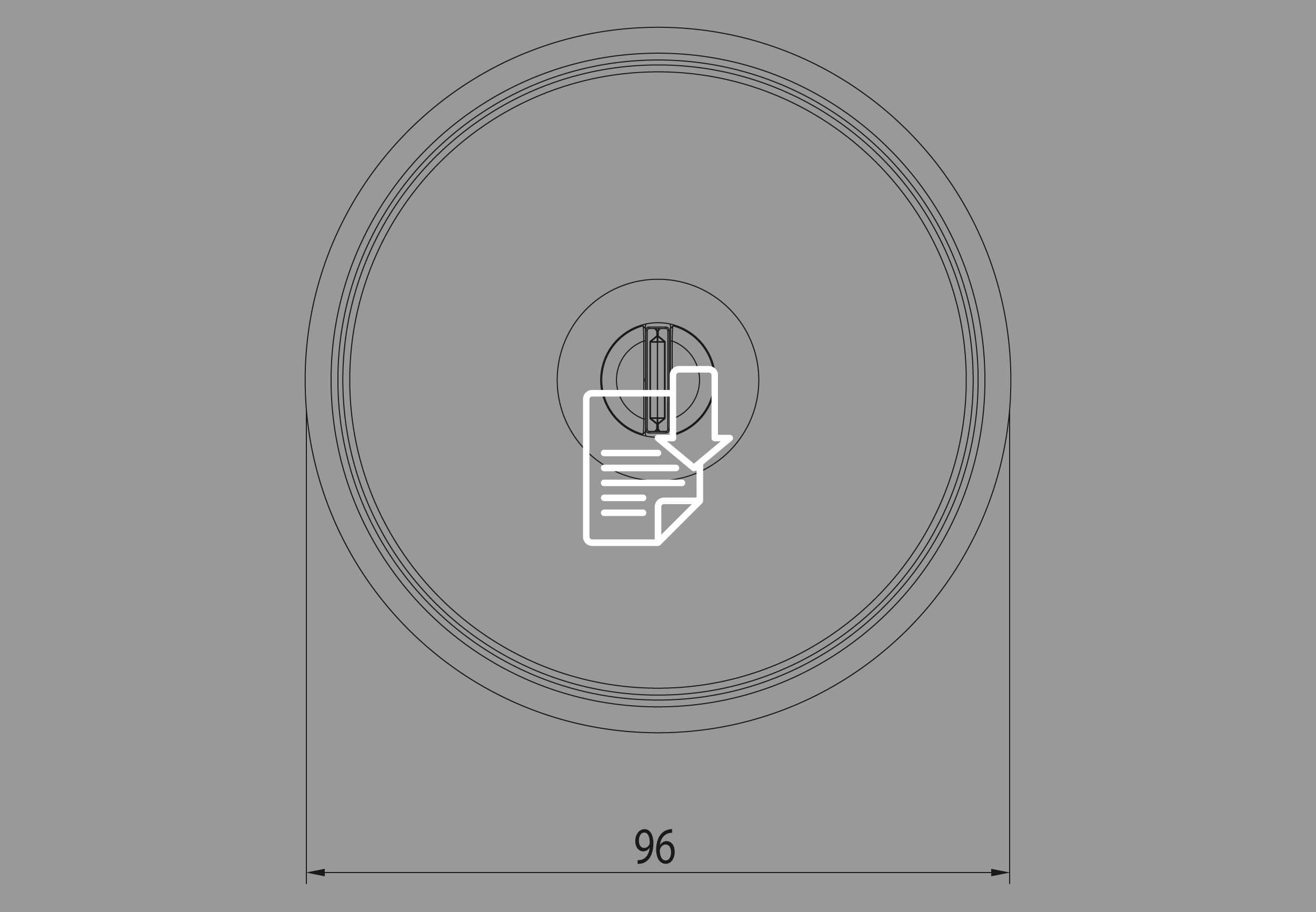 Altura de instalación ufo3