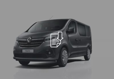 renault trafic fitting instructions ufo temporary