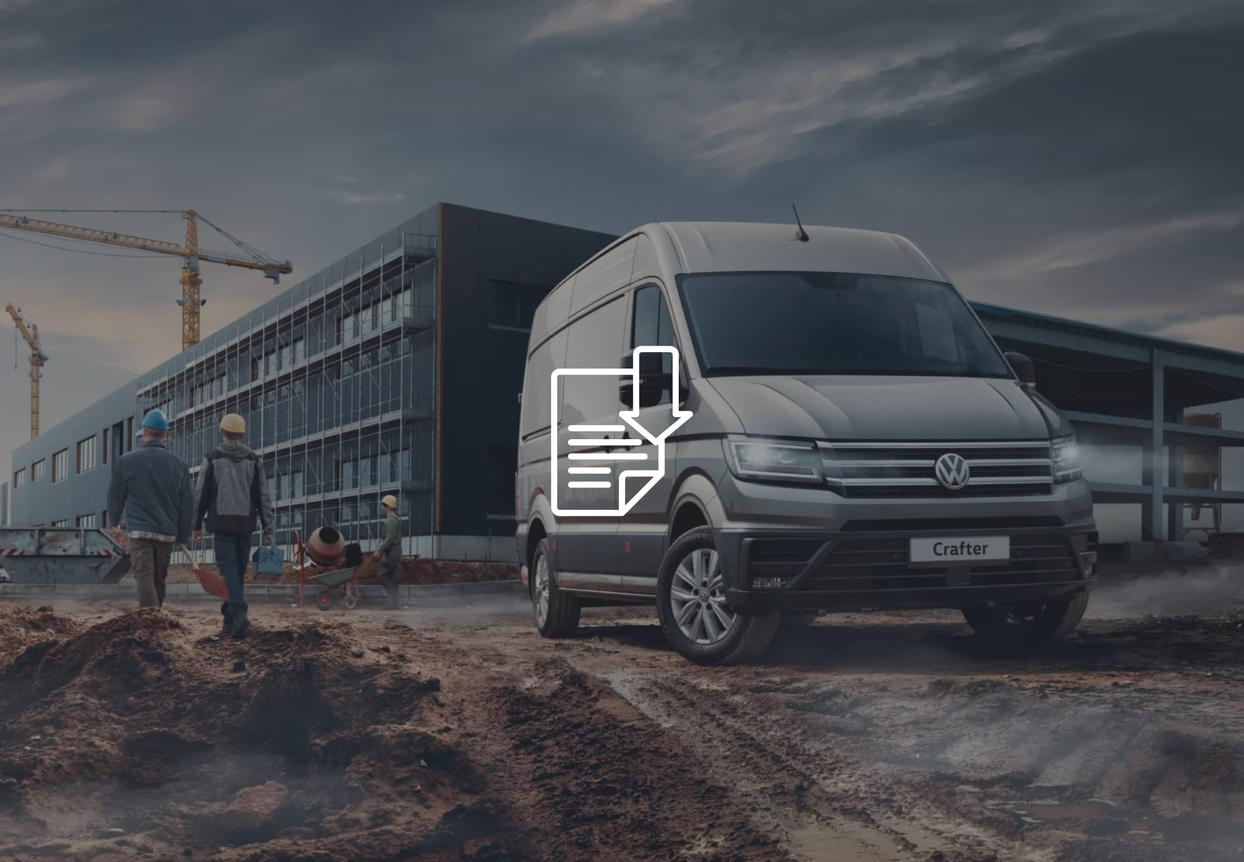 FITTING INSTRUCTIONS UFO TEMPORARY VOLKSWAGEN CRAFTER